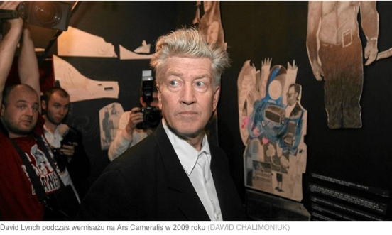 David Lynch na otwrciu wystawy Silence and Dynamism.jpg