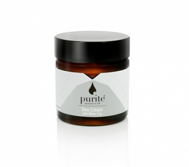 Kosmetyki naturalne: Purite deo cream: dezodorant eko.jpg