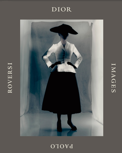 Dior Images Paolo Roversi: okładka: album.jpg