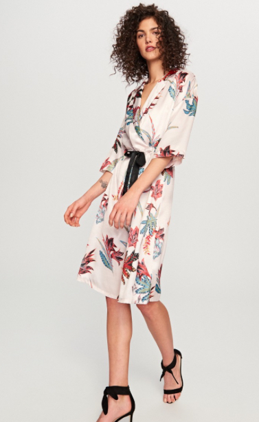 kopertowa sukienka w kwiaty: reserved: ss18.jpg