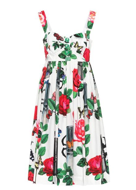 sukienka Dolce&Gabanna: ss18.jpg