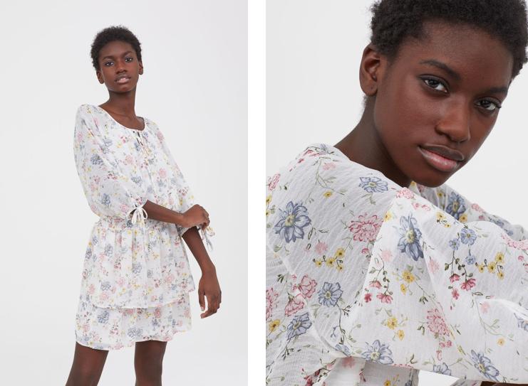 sukienka w kwiaty h&m: ss18.jpg