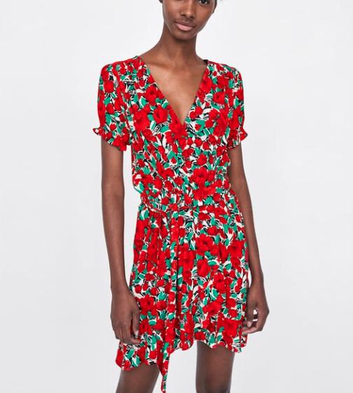 sukienka zara 2: kwiaty: ss18.jpg