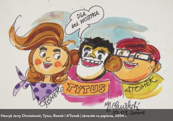 Teraz komiks: Muzeum Narodowe w Krakowie: wystawy.jpg